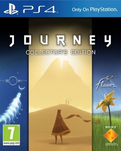 Playstation 4 Journey: Collectors edition (Including Flower and Flow)