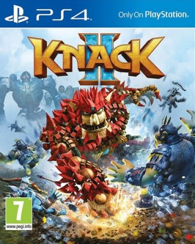 Playstation 4 Knack 2