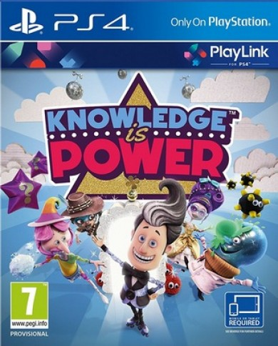 Playstation 4 Knowledge is Power