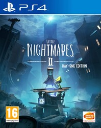 Playstation 4 Little Nightmares 2 Day One Edition