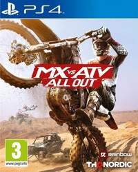 Playstation 4 MX vs ATV: All Out