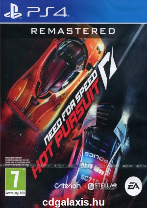Playstation 4 Need for Speed Hot Pursuit Remastered