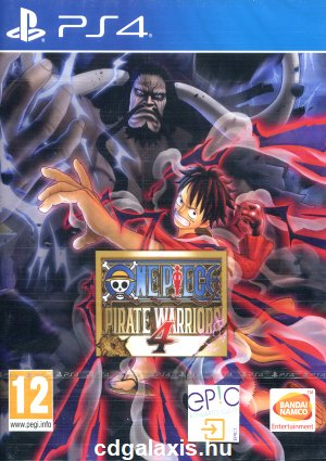 Playstation 4 One Piece: Pirate Warriors 4