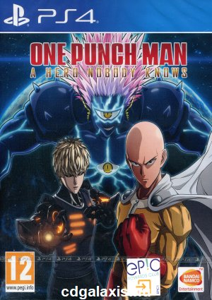 Playstation 4 One Punch Man: A Hero Nobody Knows