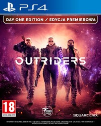 Playstation 4 Outriders Day One Edition