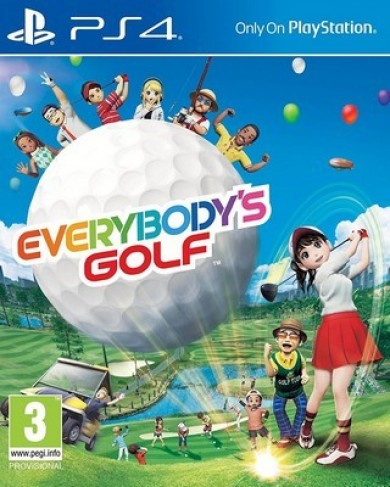 Playstation 4 Everybodys Golf 7