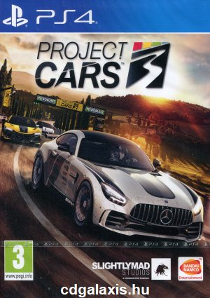 Playstation 4 Project Cars 3