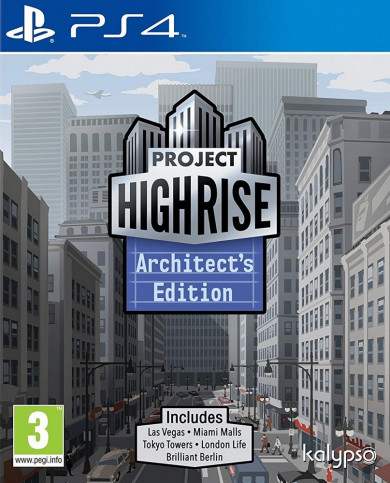 Playstation 4 Project Highrise Architect