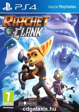 Playstation 4 Ratchet and Clank