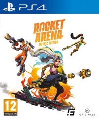 Playstation 4 Rocket Arena Mythic Edition