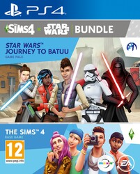 Playstation 4 Sims 4 és Star Wars Journey to Batuu