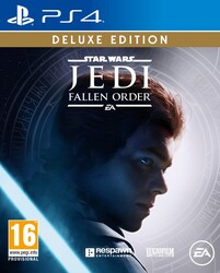Playstation 4 Star Wars Jedi Fallen Order Deluxe Edition
