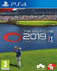 Playstation 4 The Golf Club 2019
