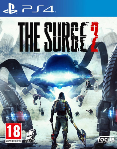 Playstation 4 The Surge 2