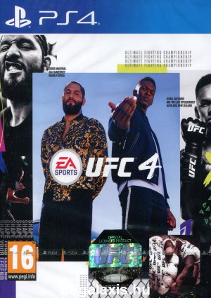 Playstation 4 UFC 4