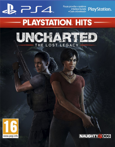 Playstation 4 Uncharted: The Lost Legacy Hits (PS4)