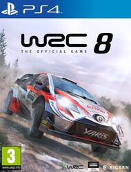 Playstation 4 WRC 8