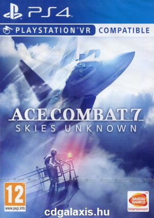 Playstation 4 Ace Combat 7: Skies Unknown