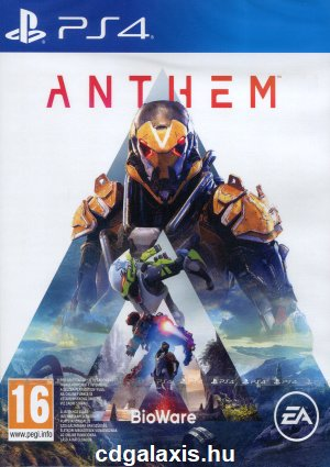Playstation 4 Anthem (február 22.)