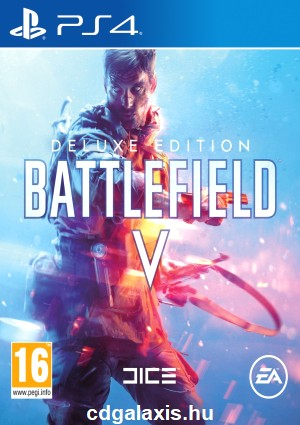 Playstation 4 Battlefield 5 Deluxe Edition (november 20.)