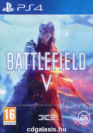 Playstation 4 Battlefield 5