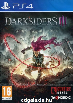 Playstation 4 Darksiders 3