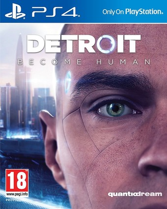 Playstation 4 Detroit Become Human