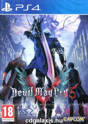 Playstation 4 Devil May Cry 5