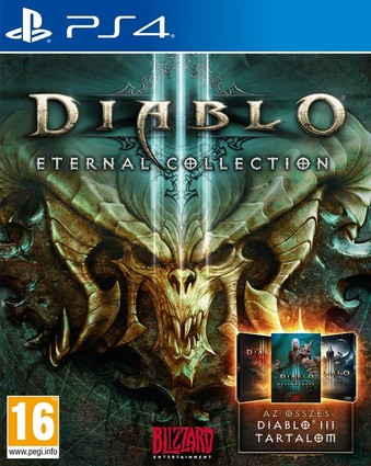 Playstation 4 Diablo 3 Eternal Collection