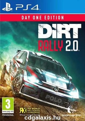 Playstation 4 Dirt Rally 2.0 Day One Edition