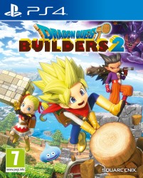 Playstation 4 Dragon Quest Builders 2