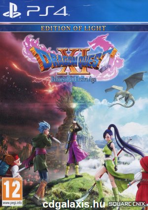 Playstation 4 Dragon Quest XI: Echoes of an Elusive Age - Edition of Light
