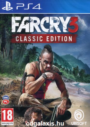 Playstation 4 Far Cry 3 Classic Edition