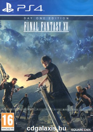 Playstation 4 Final Fantasy XV Day One Edition