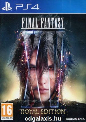 Playstation 4 Final Fantasy XV: Royal Edition