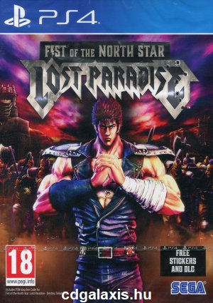 Playstation 4 Fist of the North Star: Lost Paradise
