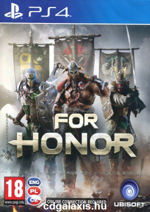 For Honor borító