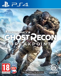 Playstation 4 Ghost Recon Breakpoint
