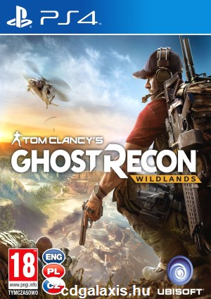 Playstation 4 Ghost Recon Wildlands