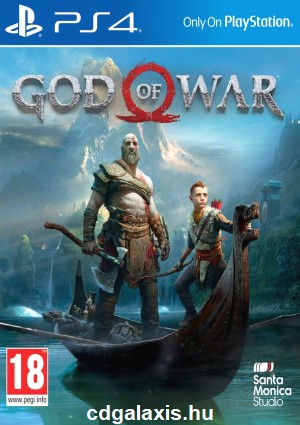 Playstation 4 God of War (2018)