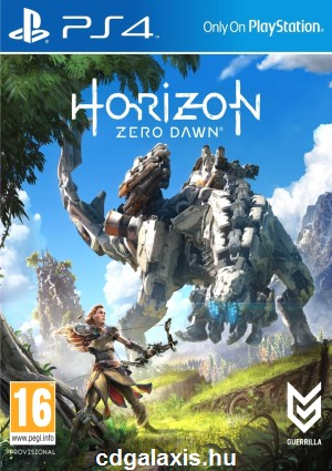 Playstation 4 Horizon: Zero Dawn