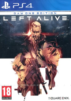 Playstation 4 Left Alive Day One Edition