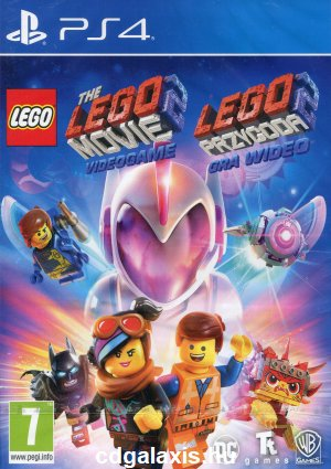 Playstation 4 LEGO Movie 2 Videogame