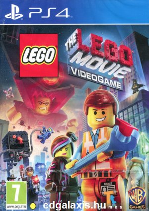 Playstation 4 LEGO Movie Videogame