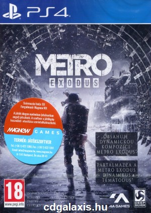 Playstation 4 Metro Exodus