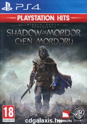 Playstation 4 Middle-earth: Shadow of Mordor
