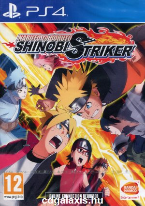 Playstation 4 Naruto to Boruto: Shinobi Striker