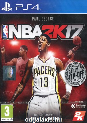 Playstation 4 NBA 2K17