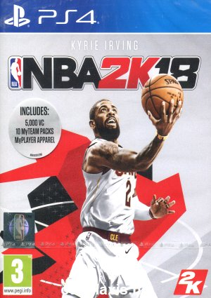 Playstation 4 NBA 2K18