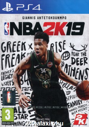 Playstation 4 NBA 2K19